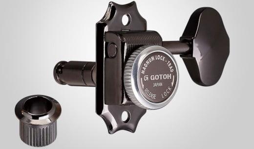 Gotoh MG-T Locking Tuner (closeup)