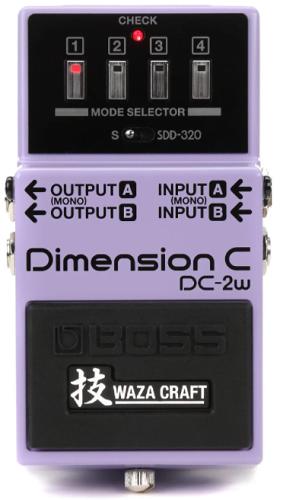 Boss DC-2w Dimension C