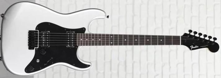 Fender Stratocaster with HH Configuration