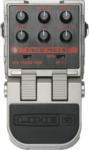 Line 6 Uber Metal Distortion