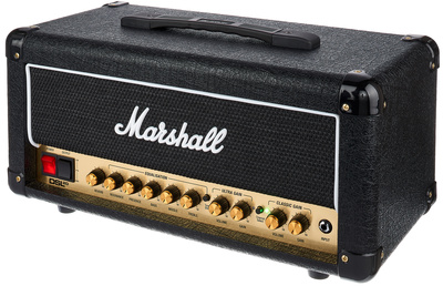 Marshall DSL20HR Side View (right)