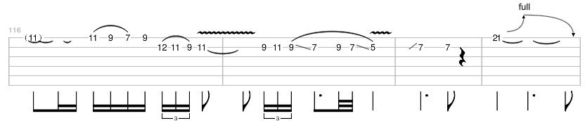 Joe Satriani Always With Me Lead Section