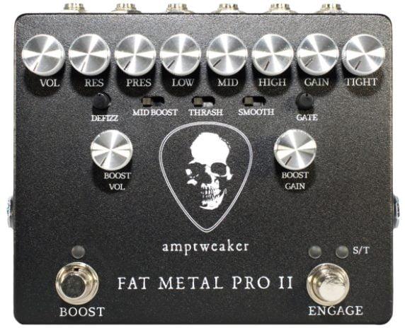 Amptweaker Fat Metal Pro II