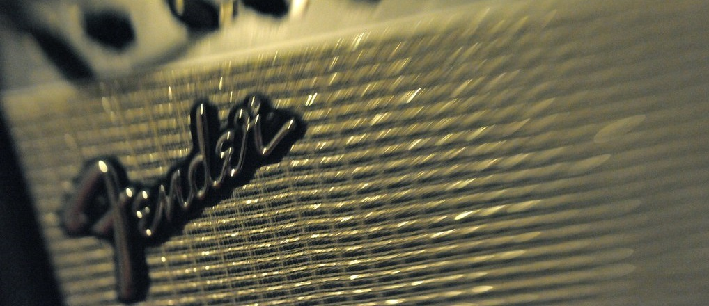 Fender Amp Settings Banner