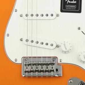 Fender Player Stratocaster Orange Product Square