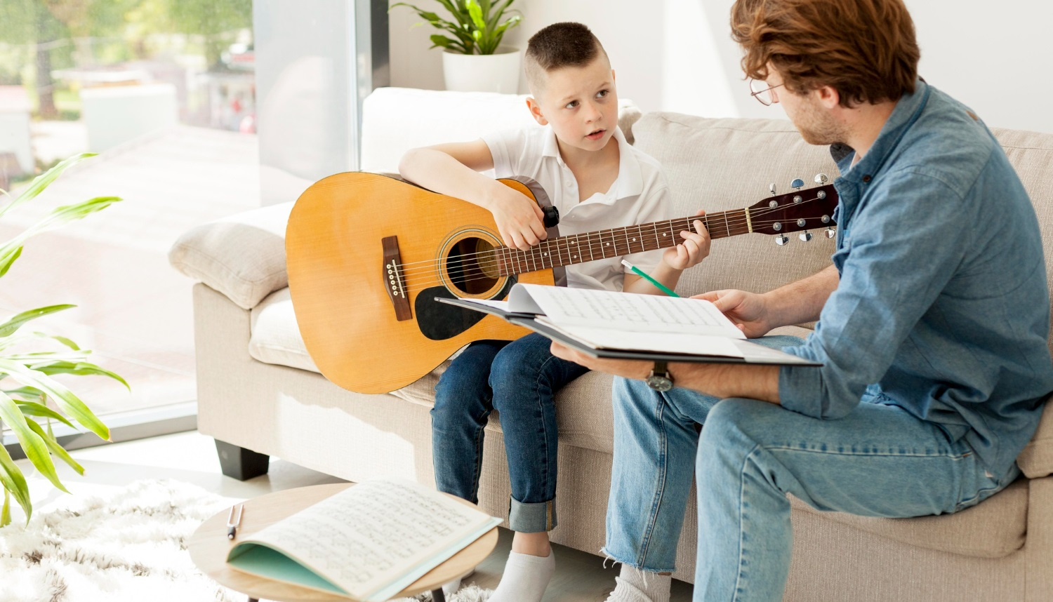 In Person Guitar Lessons