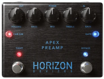 APEX Preamp by Horizon Devices