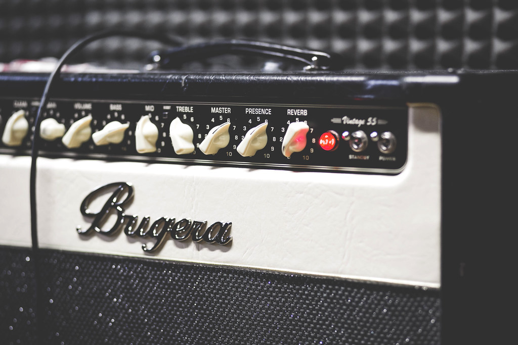 Bugera Amplifier