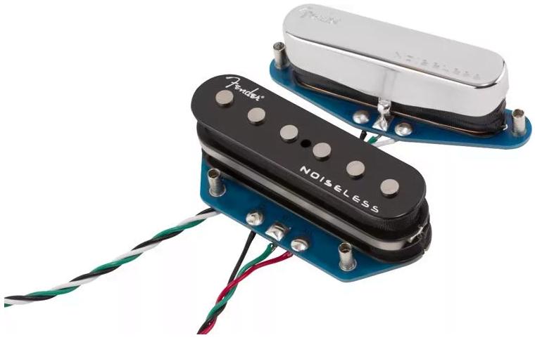 Fender Ultra Noiseless