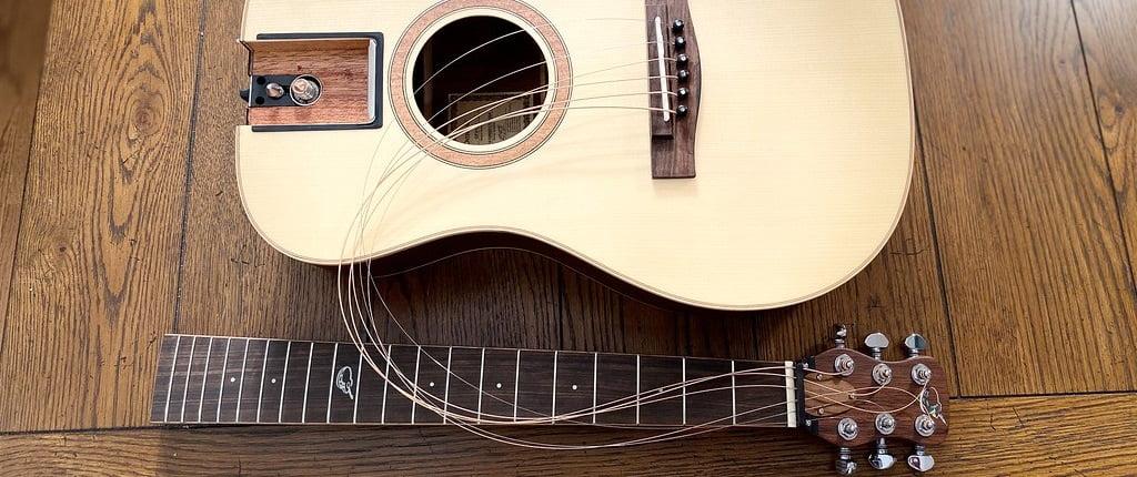Journey Instrument Acoustic Guitar