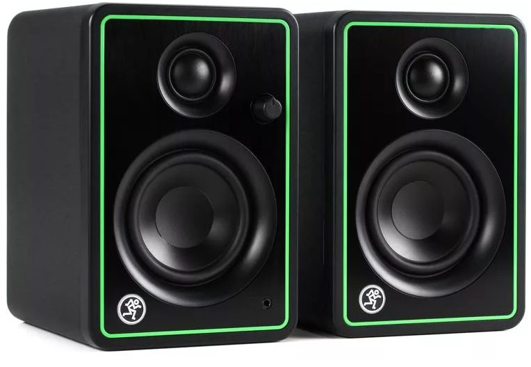 Mackie CR3X Studio Monitors