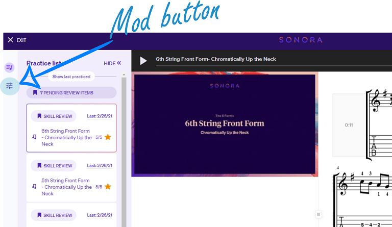 Modding Button