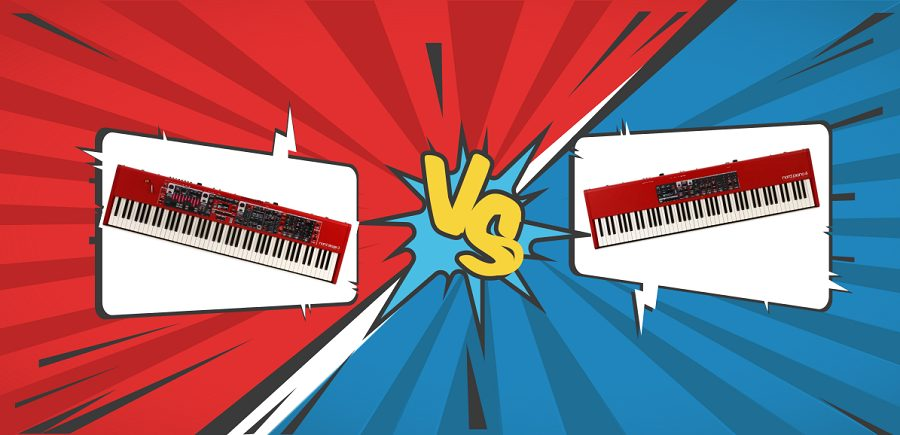 Nord Stage 3 VS Piano 4
