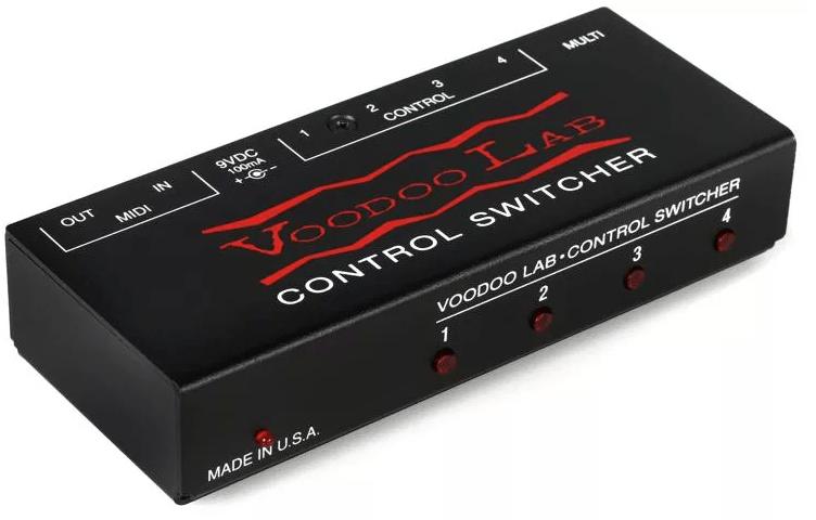 Voodoo Lab MIDI Amp Channel Switcher