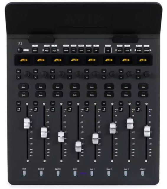 Avid S1 DAW Controller