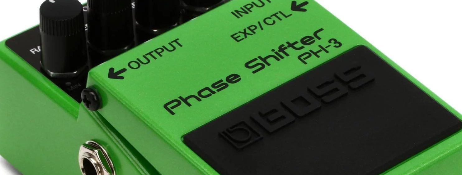 Boss PH-3 Phaser Shifter Banner