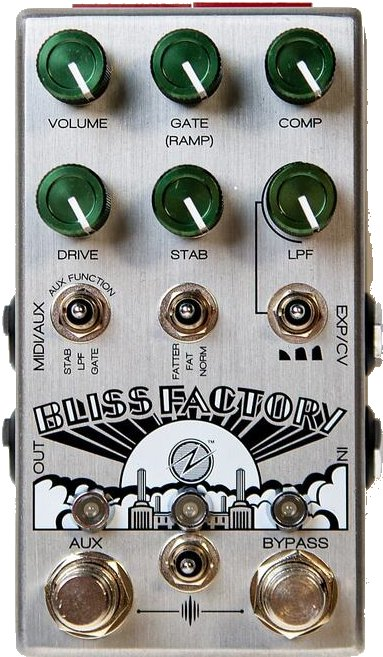 Chase Bliss Audio & ZVEX Bliss Factory
