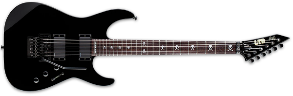 ESP LTD Kirk Hammett Signature
