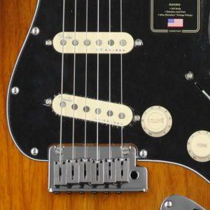 Fender America Ultra Luxe Stratocaster