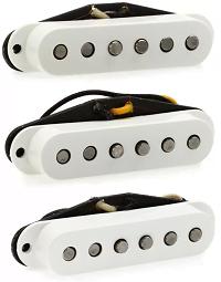 Fender Custom Shop Fat '50s Stratocaster 3-piece Pickup Set