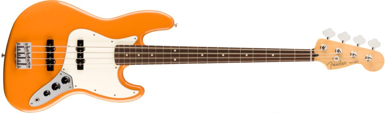 Fender Player Jazz Bass