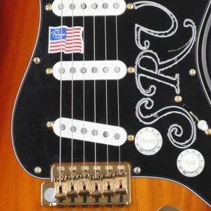Fender Stevie Ray Vaughan Stratocaster Product Square