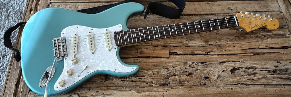Fender Stratocaster Long
