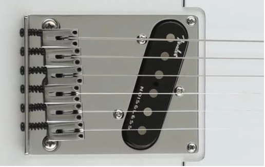 Fender Telecaster Pickup Set in the Bridge Hardware