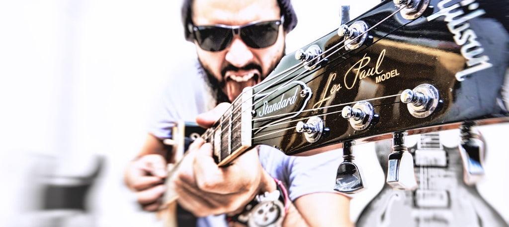 Gibson Les Paul Model Comparison Photo