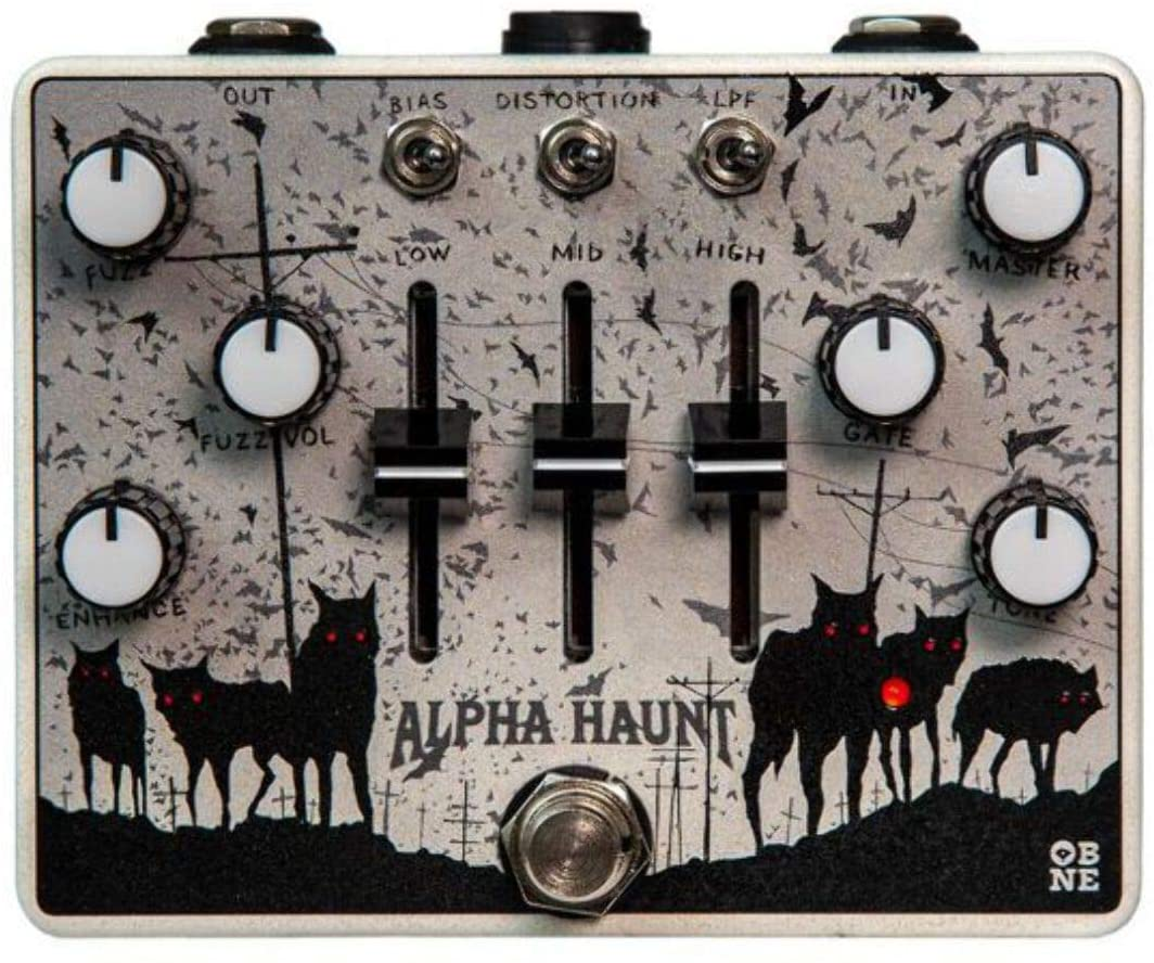 Old Blood Noise Endeavors Alpha Haunt Expanded Fuzz