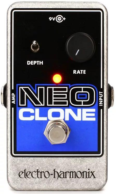 EHX Neo Clone Analog Chorus Pedal