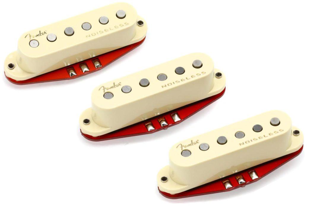 Fender Noiseless Strat Pickups