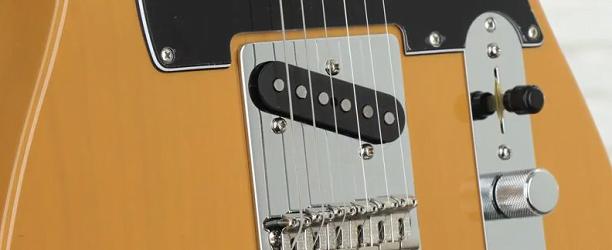 Fender Player Telecaster Bridge Upgrade Banner Photo