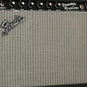 Fender '65 Princeton Reverb Amp Product Square