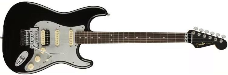 Fender American Ultra Luxe Stratocaster Floyd Rose HSS