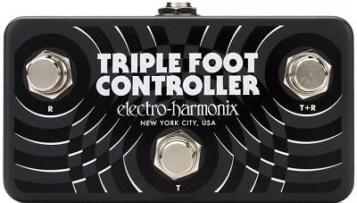 EHX Triple Foot Controller