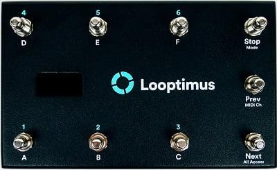 Looptimus Foot Controller