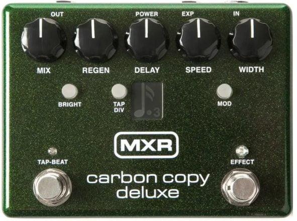 MXR Carbon Copy Deluxe Delay