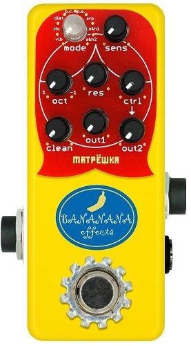 Matryoshka Bass Synth Pedal