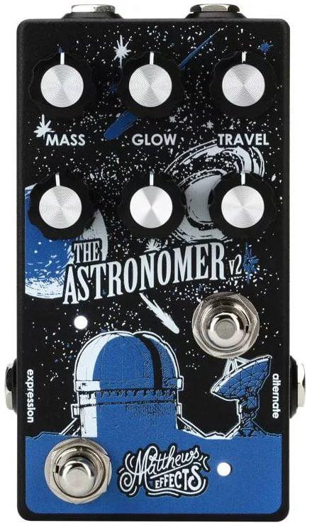 Matthews Effects - the Astronomer Reverb