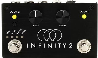 Pigtronix Infinity 2 Looper Pedal