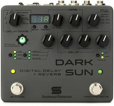 Seymour Duncan Dark Sun Delay