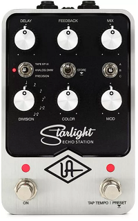 Starlight Echo Station Delay