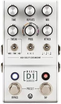 Walrus Audio Mako D1 Delay