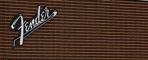Fender Amp Banner Graphic