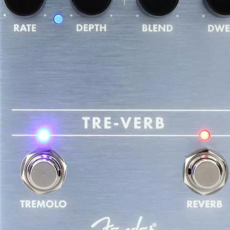 Fender Tre-Verb Product Square