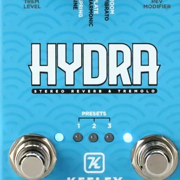 Keeley Hydra Product Square