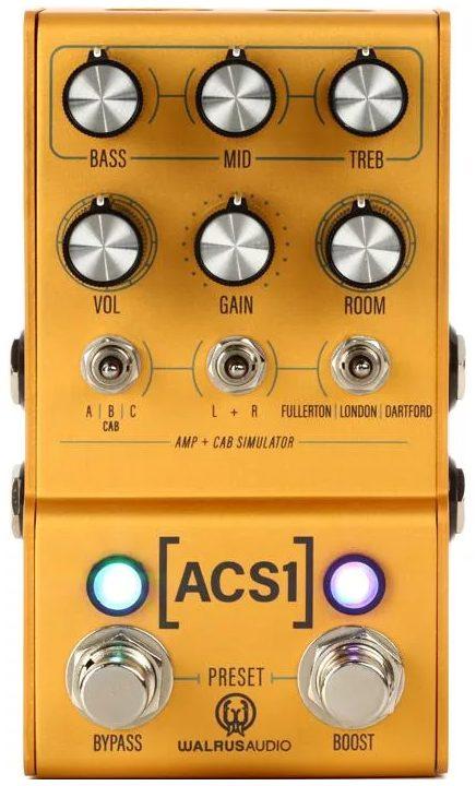 Walrus Audio ACS1 Full