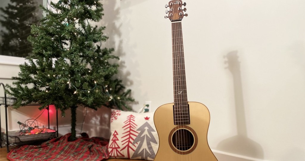 Easy Christmas Songs on the Guitar